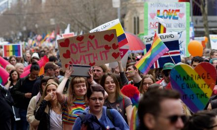ARCHBISHOP CONDEMNS LGBT HATE RALLY OUTSIDE SYDNEY CHURCH