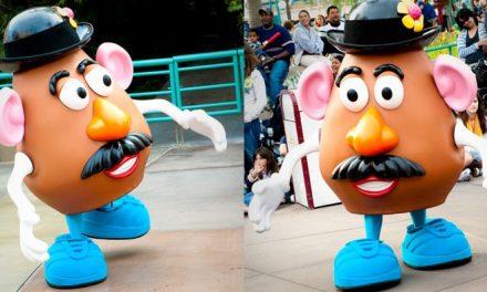 Hasbro Toys Reveals Mr. Potato Head Is Now Gender Nonbinary, Just 'Potato Head'