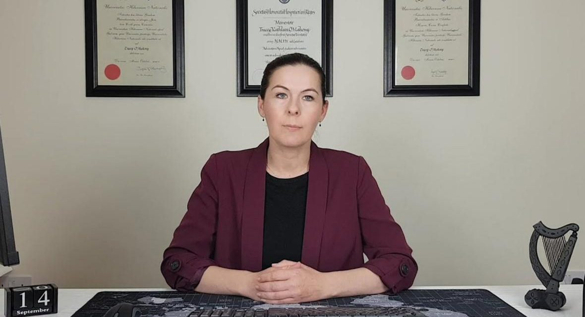 Tracey O Mahony – Please assist us in ensuring we receive an adequate response from the Irish Human Rights Equality