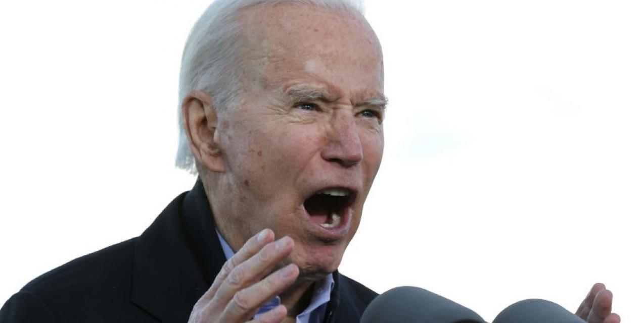 Biden's Disastrous 'Infrastructure' Bill