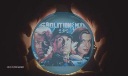 "Who Would Have Guessed ""Demolition Man"" Would Be the Most Prophetic Movie of the '90s?"