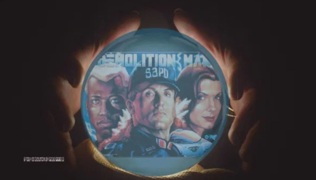 """Who Would Have Guessed """"Demolition Man"""" Would Be the Most Prophetic Movie of the '90s?"""