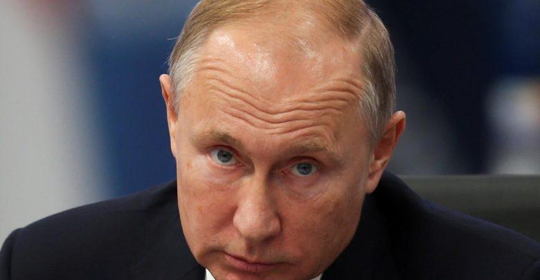 Russia's President Putin Warns That Censorship Is Killing American Democracy