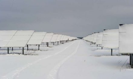 World's 'solar and wind capital' freezing due to snow 'blanketing millions' of solar panels