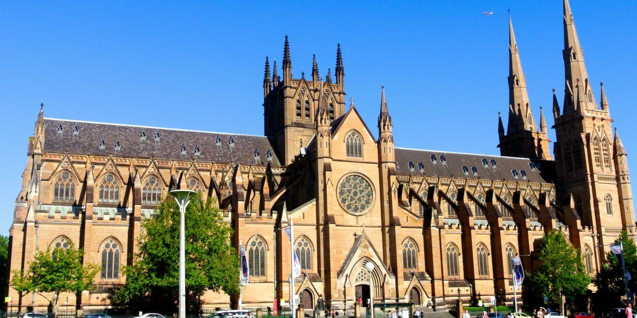 AUSTRALIAN CATHOLICS SUCCESSFULLY DEFEND CHURCH