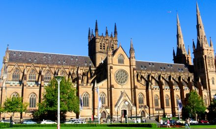 AUSTRALIAN CATHOLICS SUCCESSFULLY DEFEND CHURCH