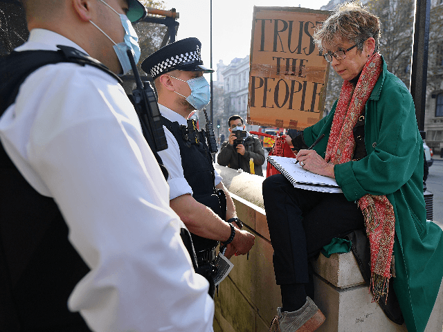 Delingpole: The Gestapo Would Have Loved BoJo's 'Papers for a Pint' Rule