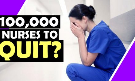 100,000 Nurse To QUIT? / Hugo Talks #lockdown