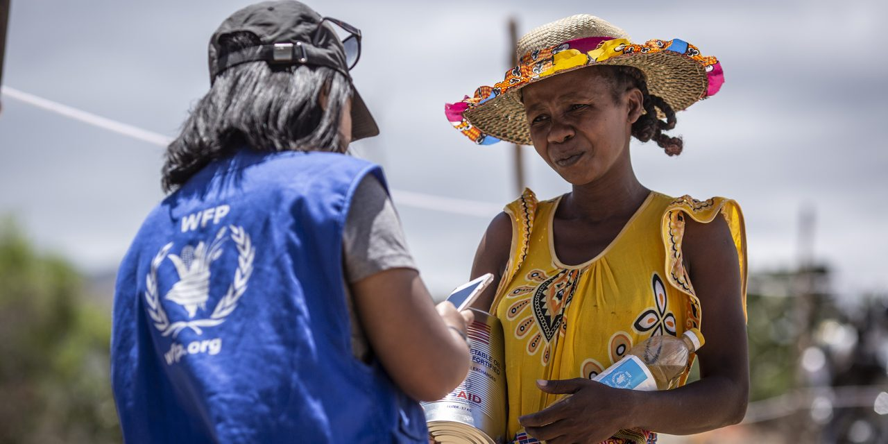 1.3 Million in Southern Madagascar Face Famine-Like Conditions: UN