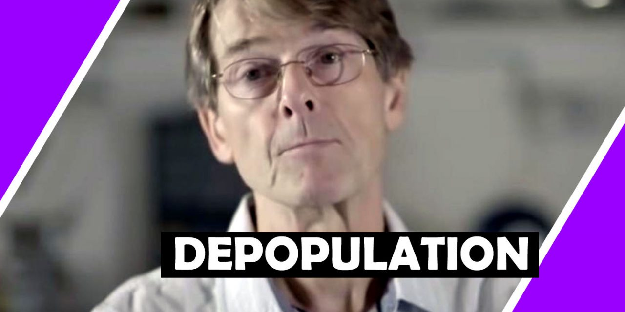 Depopulation / Hugo Talks #lockdown