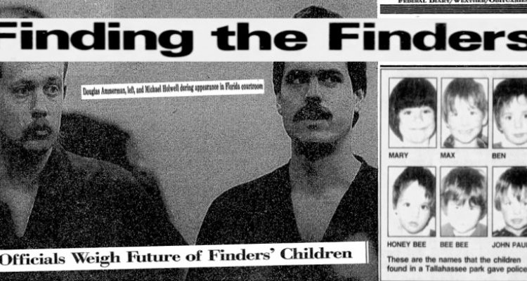 Police Documents Reveal 30 Year Cover-Up of Child Sex Abuse