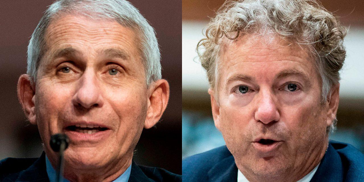 Senator Rand Paul Exposes Fauci's 'Endless Pandemic' Narrative