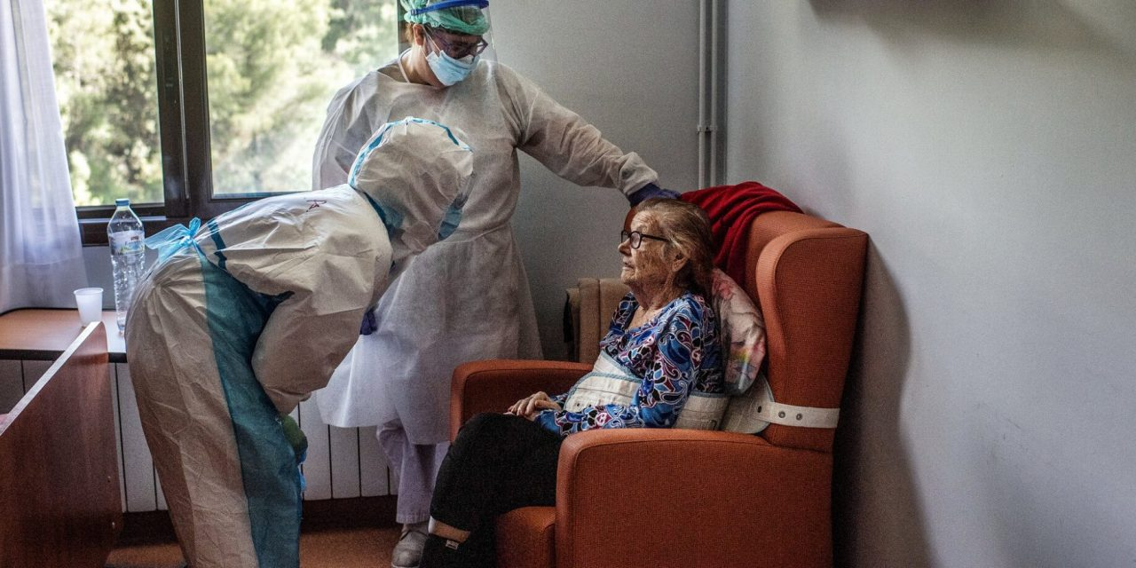 Old Mortality: How the Corona Coup Tortures the Elderly – and Everybody Else