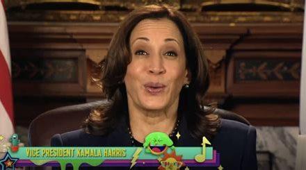 Pro-Abortion Kamala Harris Honored as 'Champion of Kids' at Nickelodeon Kids' Choice Awards