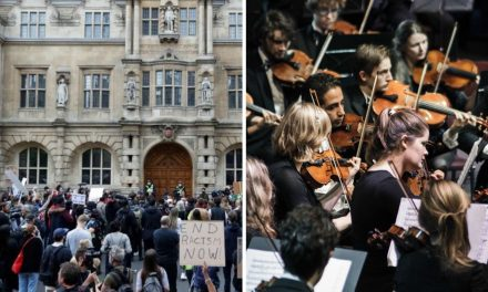Oxford University may stop teaching sheet music because of its 'complicity in white supremacy'