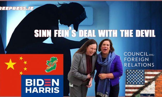 Sinn Fein's Deal With The Devil: €4.6 Million Was Just The Start…