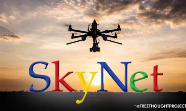 Google Veterans Team Up With Government to Fill the Sky with AI Drones That Predict Your Behavior