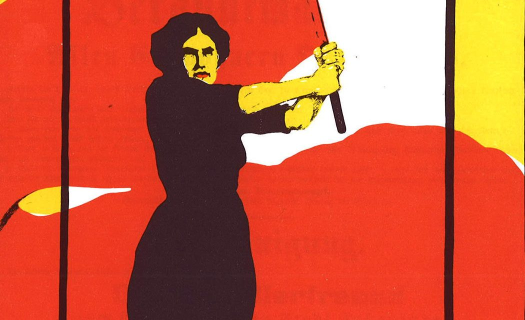 INTERNATIONAL WOMEN'S DAY WAS INVENTED BY VIOLENT COMMUNISTS