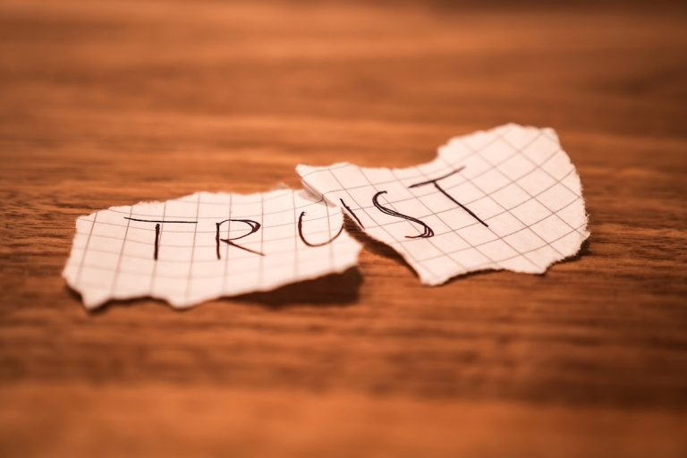 The Collapse of Trust in Public Health