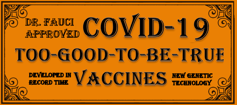 The Hidden Truth Behind the Too-Good-to-be True COVID-19 Vaccines: An Interview with Dr. Ronald B. Brown, PhD