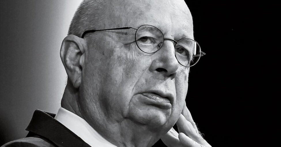 Tyrant Klaus Schwab Declares Unvaccinated People To Be A Threat To Humanity