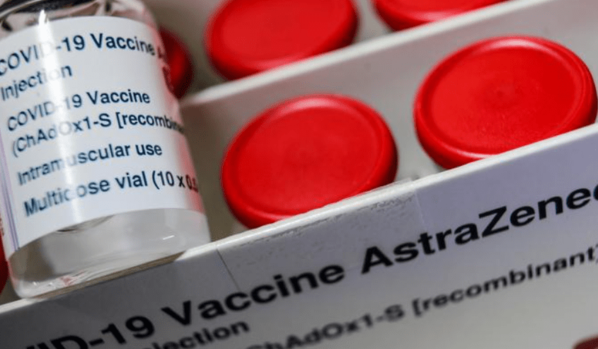 Clear link between AstraZeneca vaccine and rare blood clots in brain, EMA official tells paper