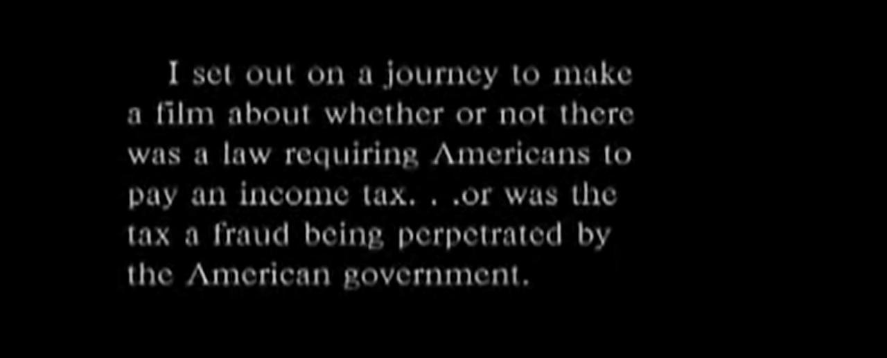 The Original Aaron Russo Film America : Freedom to Fascism