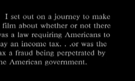 The Original Aaron Russo Film America : Freedom to Fascism