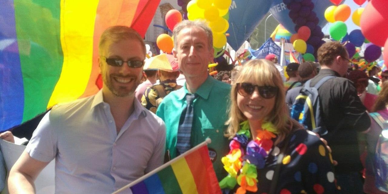 Does the new Minister for Children have questions to answer about Peter Tatchell?