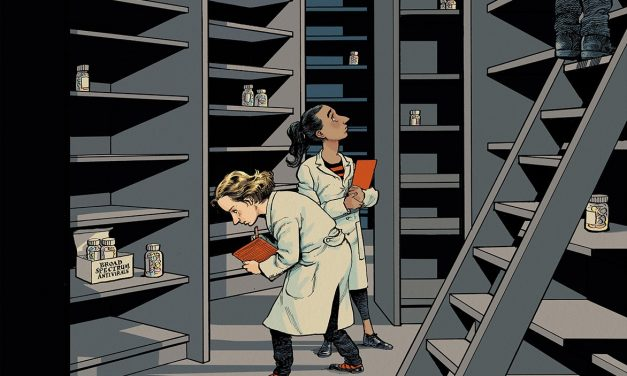 The race for antiviral drugs to beat COVID — and the next pandemic