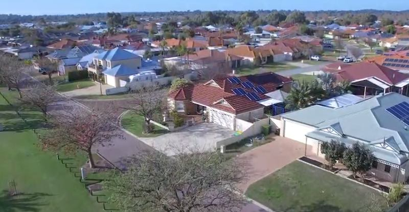 Sixth Tesla community battery installed in Western Australia PowerBank trial