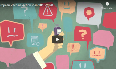 European Vaccine Action Plan 2015-2020