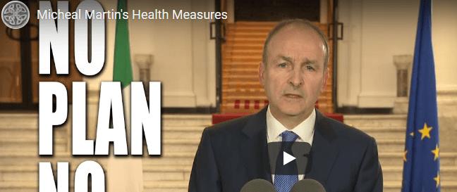 Micheal Martin's Health Measures