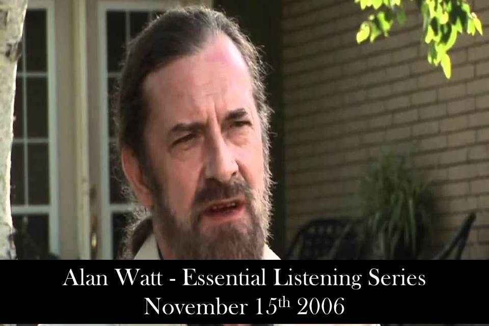 Alan Watt – November 15th 2006 – Essential Listening