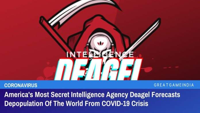 America's Most Secret Intelligence Agency, Deagel, Forecasts Depopulation Of The World From COVID-19 Crisis & Great Reset