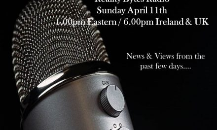Reality Bytes Radio Live with News & Views – April 11th 2021