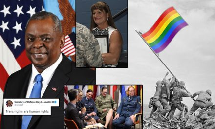 'Trans Rights Are Human Rights': Biden Regime Embraces Transgender Ideology, Free Sex Changes For Military