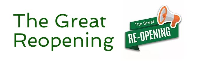 The Great Reopening