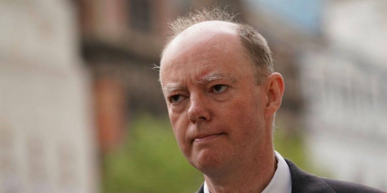 No more lockdowns: UK will treat Covid like seasonal flu, says Chris Whitty