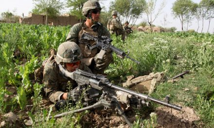 The Politics of Heroin and the Afghan US Pullout