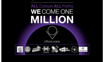 LONDON ROUND 2 – 24.04.21 All colours all faiths all welcome