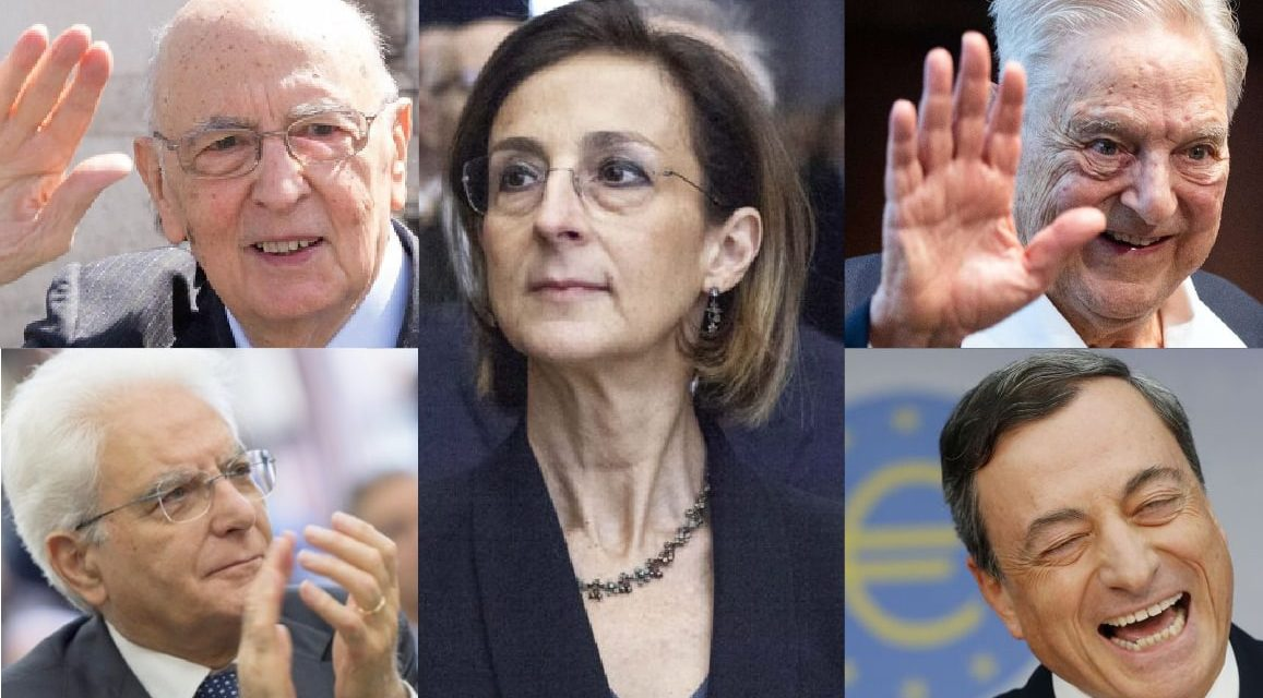NWO's Plot against Italy (XFile 6). Mandatory Vaccines for Health Workers Dictated by Minister close to Soros