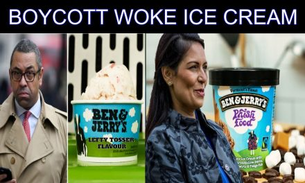 Now Ben & Jerry's Ice Cream calls for ABOLISHING the police