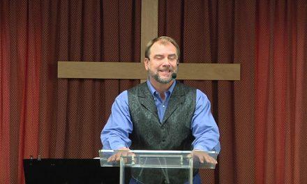 Gestapo Attacks Canadian Church Again!! Pastor again tells them Get Out, Nazi!!