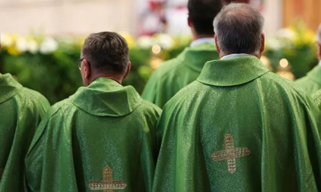 IRISH PRIESTS SPEAK OUT IN ONLINE VIDEOS