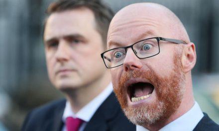 IRISH BISHOPS DEMAND MEETING WITH SOCIAL DEMOCRATS FOUNDER