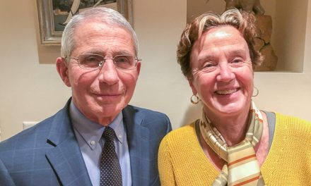Mar 22 Dr. Fauci's wife's secret plan to put psych drugs in drinking water