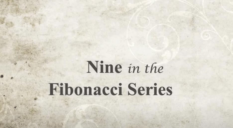 9 in the Fibonacci Sequence