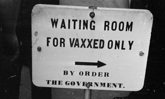 Halt Vaccine Passports!