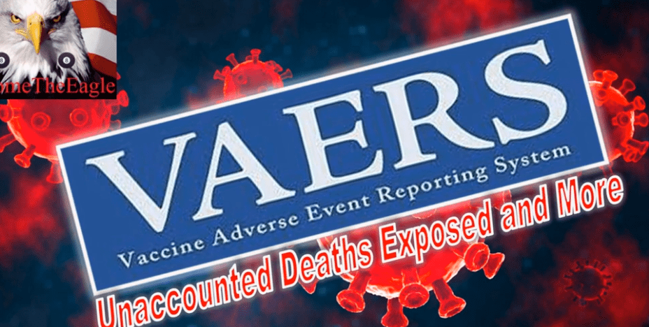 VAERS throttles data, hides deaths and then deletes reports for good measure.